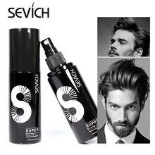 Спрей для удержания волос sevich спрей прически с фиксацией