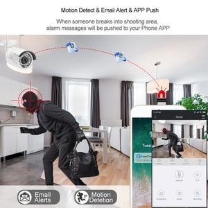Image 5 - Techage H.265 8CH 1080P Wireless NVR Kit di Sicurezza CCTV Sistema di 2MP Esterna Impermeabile Audio IP di WiFi della Macchina Fotografica di Video Sorveglianza set
