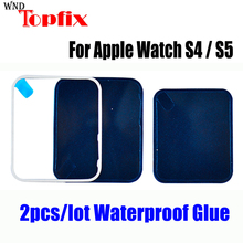 Glue Adhesive Lcd-Repair-Sticker Apple 44mm-Screen Watch S4 Waterproof for S5 Front 40mm