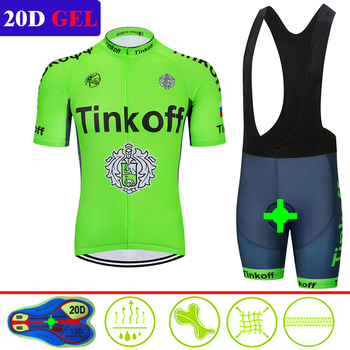 2019 Tinkoff, Ropa de Ciclismo para hombre, camisetas de verano para bicicleta,...