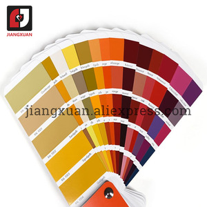Image 3 - Original Germany RAL color card international standard Ral K7 color chart for paint 213 colors  with Gift Box