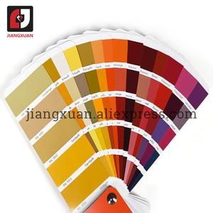 Image 3 - Original alemanha ral cor do cartão internacional padrão ral k7 gráfico de cores para a pintura 213 cores com caixa de presente