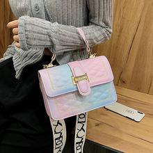 Модные женские сумки на плечо 2020 элегантные мессенджеры через