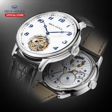seagull watch men tourbillon mechanical watch luxur