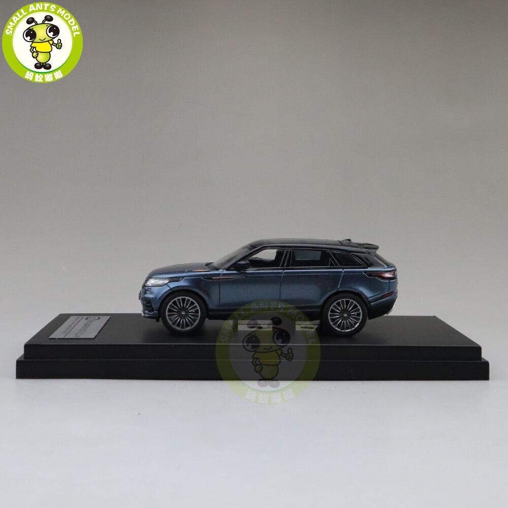 1/64 lcd Velar SUV литая модель автомобиля Модель игрушки подарки для мальчиков и девочек белый красный синий