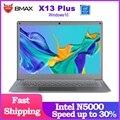 Ноутбук BMAX X13PLUS, 13,3 дюйма, Intel Pentium Silver N5000 1920x1080 IPS, 4 + 64 ГБ, Windows 10
