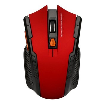 Professional Wireless Gaming Mouse Optical USB Computer Mouse Gamer Mice Game Mouse Silent Mause For PC zelotes f18 gaming mouse professional 3200dpi usb wired 2 4ghz wireless game mouse mice for computer pc rechargeable finger