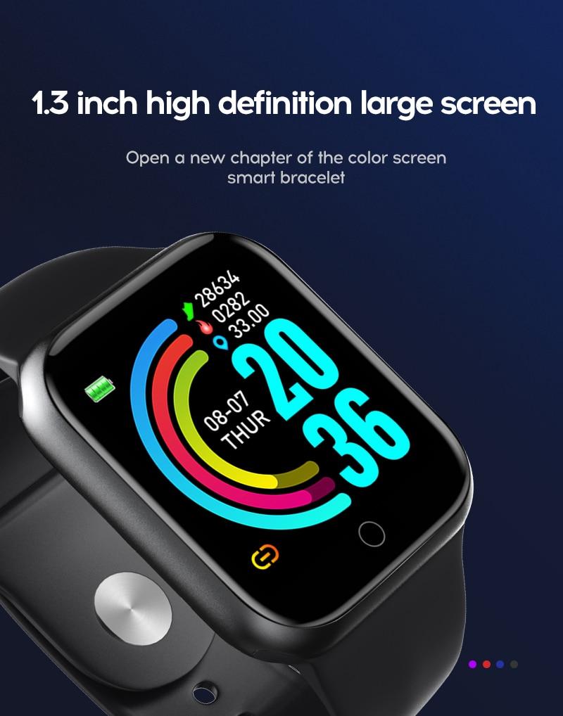 Hddb646364e0846ea8d38f75fce355571t Smart Watch Blood Pressure Smartwatch Tracker Heart Rate Fitness