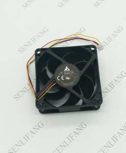 for Delta Electronic NUB0712H R00 Server Cooler Fan DC 12V 0.23A 70x70x25mm 3-wire Free shipping