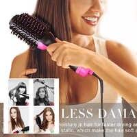 One Step Hair Dryer And Volumizer Blow Dryer Hair Dryer Brush Styler Professional Hair Straightener Straightening Tangle Comb
