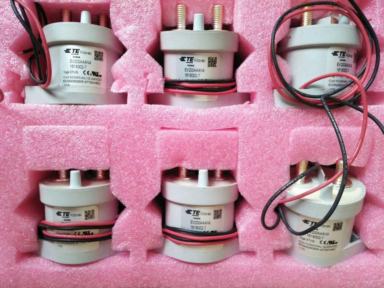 Ceramic High Voltage DC Contactor EV200HAANA 1-1618002-8