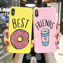 Sweet Bff Print Case For Samsung A20 A30