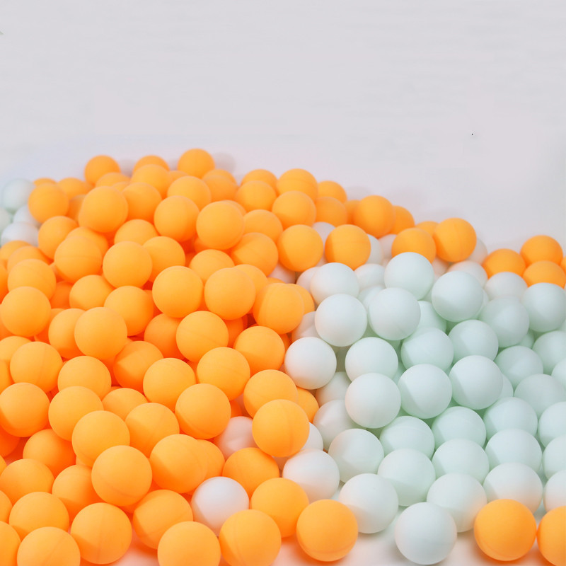 2.7/4 Centimeter Diameter Small Ping Pong No Word Seamless PP Toy Ball Lottery Ball Fa