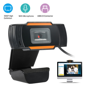 Webcam 1080P HD 1920 * 1080 Auto Focus USB 2.0 Web Camera with Microphone Plug and Play Computer Webcam for PC Computer Laptop