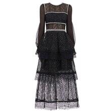 arrive Beaded dress black
