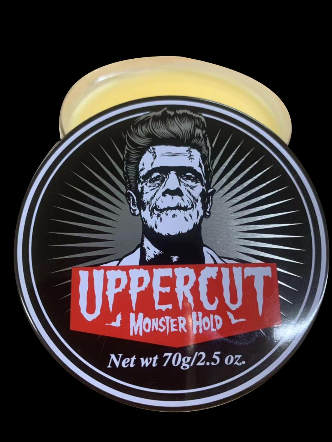 70g Uprepcut Long-lasting Monster Hold Hair Wax/pomade For Hair Styling