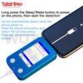 JC U2 Tristar тест er Быстрый детектор для iPhone 5 6 7 8 PLUS X XS MAX U2 заряд IC неисправность SN серийный номер детектор считыватель тест