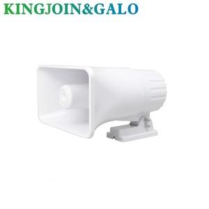 Image 2 - 12v bocina de alarm 30W horm para alarm de seguridad bocina 150DB bocina de sirena system alarmowy de incendios bocina