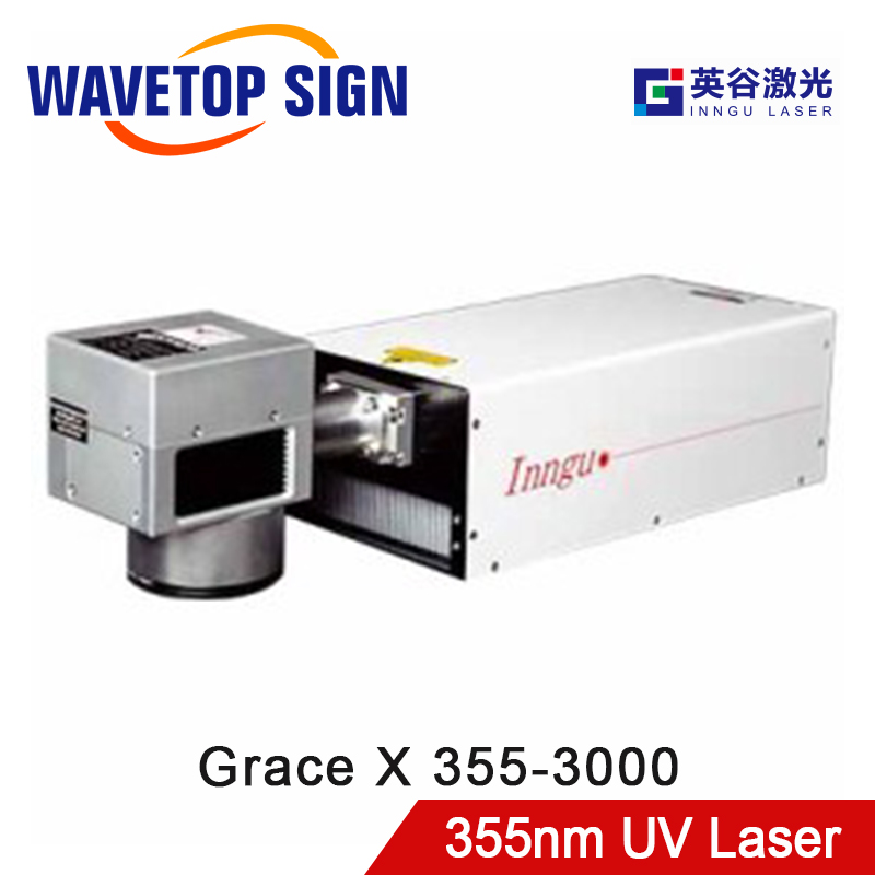 Inngu 3D Printing UV Laser Pulse Grace X 355-3000 3W One Machine