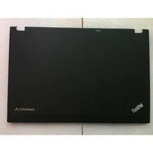 Novo e original portátil lenovo thinkpad x220 x230 x220i x230i escudo da tela lcd tampa traseira capa traseira caso superior 04w2185 04w6895