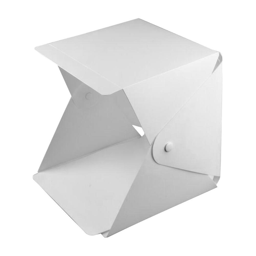 Mini FoldingLightbox Photography Studio Softbox LED Light Soft Box Camera Photo Background Box Lighting Tent Kit