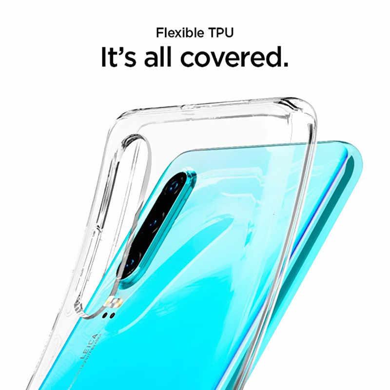 Clear Cover voor Huawei P30 P20 P10 lite Mate 30 20 Pro Honor 8X9X20 10 lite y6 y7 y9 P Smart z 2019 nova 5t Zachte Siliconen case