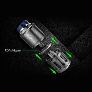 Image 4 - Original Wotofo profil RDTA réservoir 6.2ml Vape réservoir reconstruction RDA e cig 510 atomiseur VS Wotofo Profile1.5 RDA