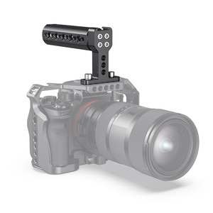 Image 5 - SmallRig Aluminum Top Handle Cheese Handle Grip with Cold Shoe Base for Digital Dslr Camera   1638