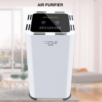 Disinfect Air Purifier Deodorization Air Cleaner for Home HEPA Filters USB cable Low Noise Air Purifier Decompose formaldehyde