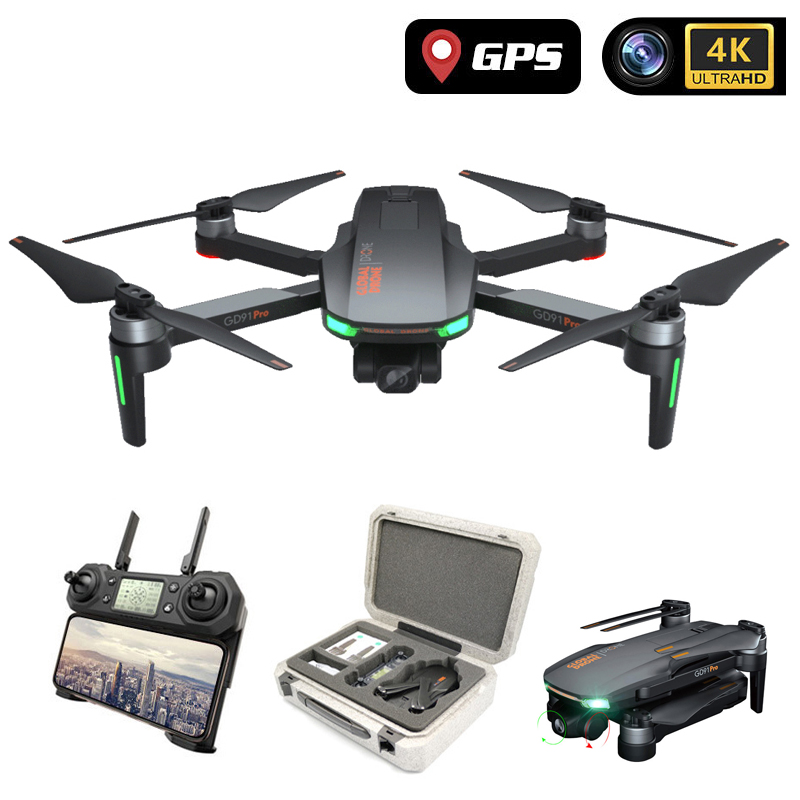 2020 NEW 120 degree wide-angle HD pixel 4K GPS Drone with Camera 2-Axis Profesional Dron Quadrocopter VS SG906 PRO FIMI Zino