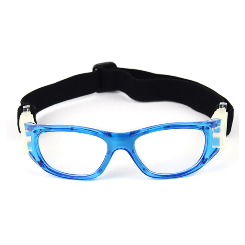 Children Basketball Goggles Ultralight UV400 Adjustable Anti-fog Dust-proof Protective Safety Glasses For Football Baseball