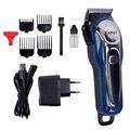 Kemei Парикмахерская мощная машинка для стрижки волос светодиодный профессиональный триммер для волос для мужчин Электрический резак инстру...