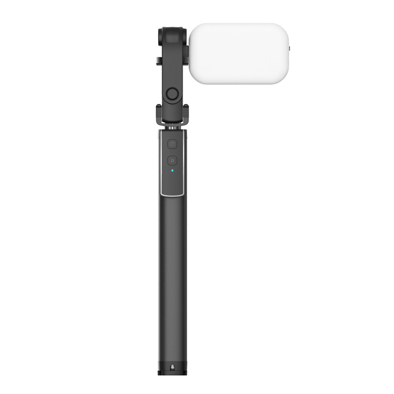 Mobile Phone Live Stand Selfie Stick Fill Light Bluetooth Remote Control Tripod Selfie Telescopic Stick image