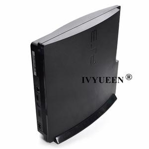 Image 5 - 垂直ソニーのプレイステーション 3 PS3 スリムcech 2000 3000 シリーズコンソール抗スリップクラシックマウントドックホルダーベースプロテクター
