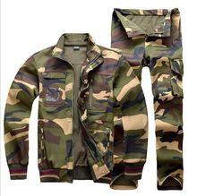 Профессиональная уличная дышащая одежда для охоты Зимняя Мужская