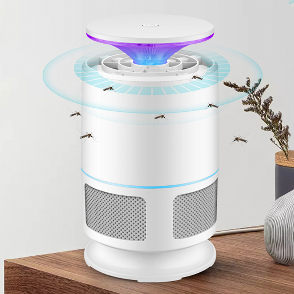 Mosquito Killer USB Electric Mosquito Killer Lamp Photocatalysis Mute Home LED Bug Insect Trap Radiationless