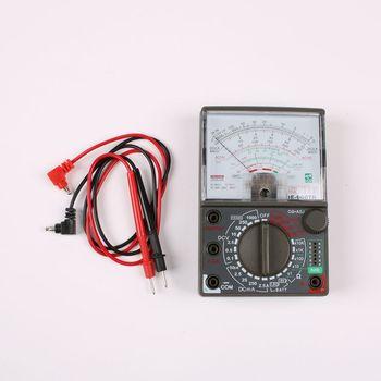 Аналоговый мультиметр de-960tr AC DC Вольт ток Ома тестирование Электрический мультитестер de-960tr метр