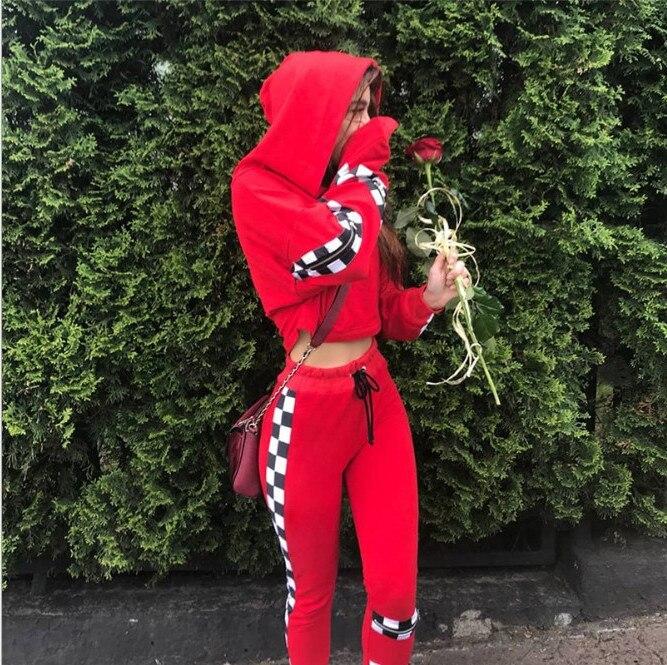 2018 Autumn New Style Street Hoodie Suit Supply Of Goods AliExpress EBay