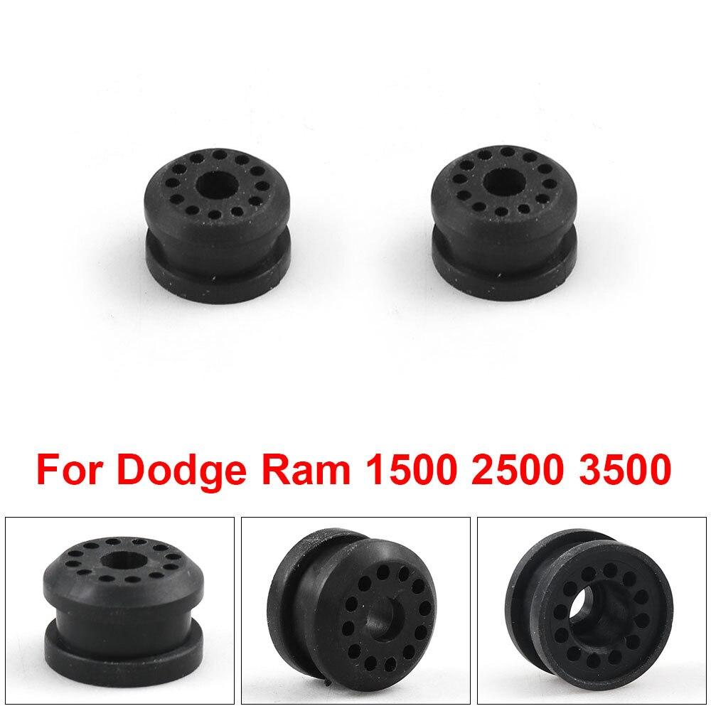 Transfer Case Shifter Linkage Bushing Grommet Kit 2pcs 68078974AA For Dodge Ram 1500 2500 3500 4X4