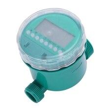 Электронный ЖК-экран таймер воды автоматический садовый шланг Оросительная Система завод