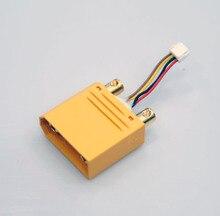 Оригинальный DJI Agras MG 1S XT100 адаптер с 4 pin кабель для DJI MG 1P RTK сельское хозяйство растительного аксессуары для дрона
