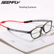 Glasses Magnetic Eyewear Women Blocking Blue Portable Unisex Light Seemfly Hanging-Neck