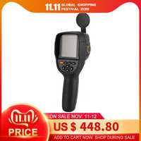 HT-19 caméra d'imagerie thermique de poche haute résolution IR 300,000 Pixel 3.2 pouces 320x240 TFT Image infrarouge imageur alimenté par USB