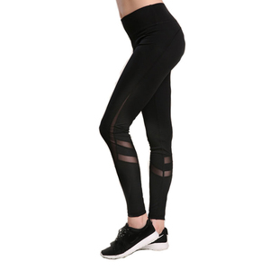 Image 2 - Push Up Leggings ฟิตเนส Feminina ออกกำลังกาย Leggings Leggins ผู้หญิง Mujer Slim Jeggings ผู้หญิง Legins สีดำ Leging เซ็กซี่