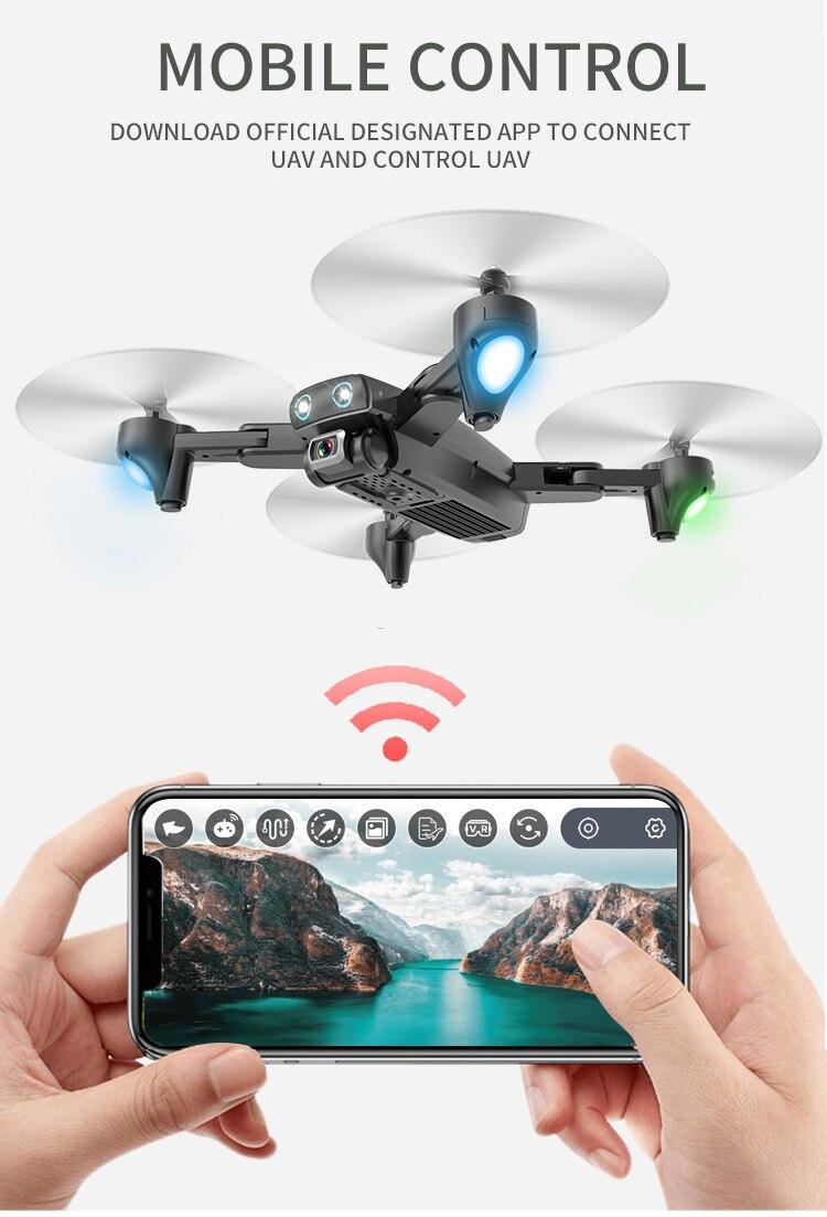 S167 Drone App Control