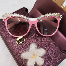 Luxury Rhinestone Kids Sunglasses Fashion Cute Pink Shades Sun Glasses Children Baby Eyeglasses Boys Girls Okulary oculos de sol