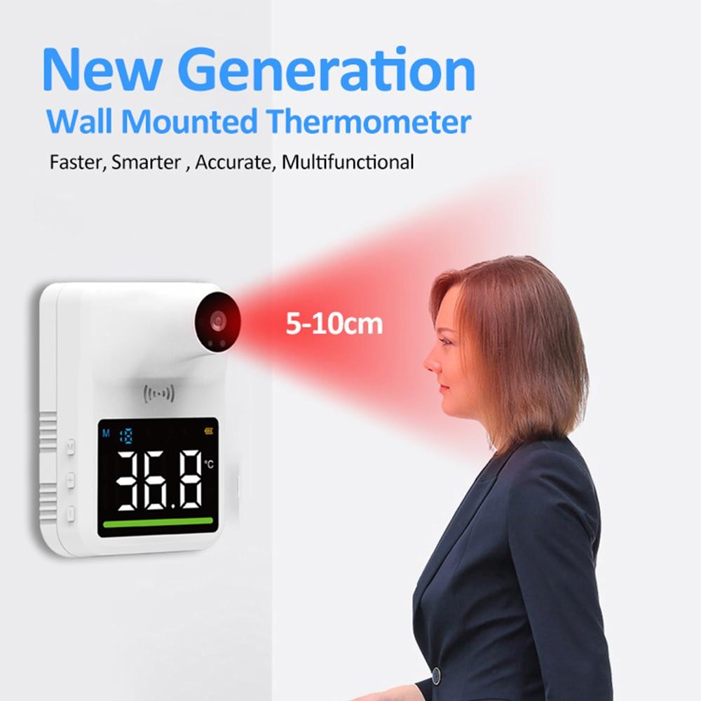 2021 q3 Мини-терморегулятор клинический бесконтактный датчик температуры электронный термометр для цифрового термометра пирометр