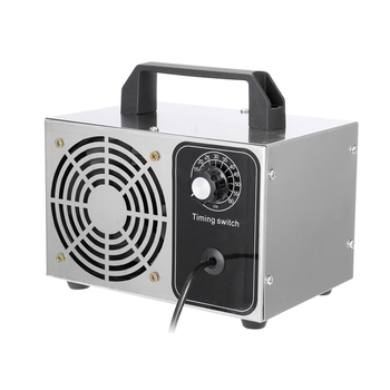 Air Purifier Ozone Generator 110V/220V 5g/H 10g/h Air Cleaner Deodorizer Ozone Disinfection Machine Timing Control