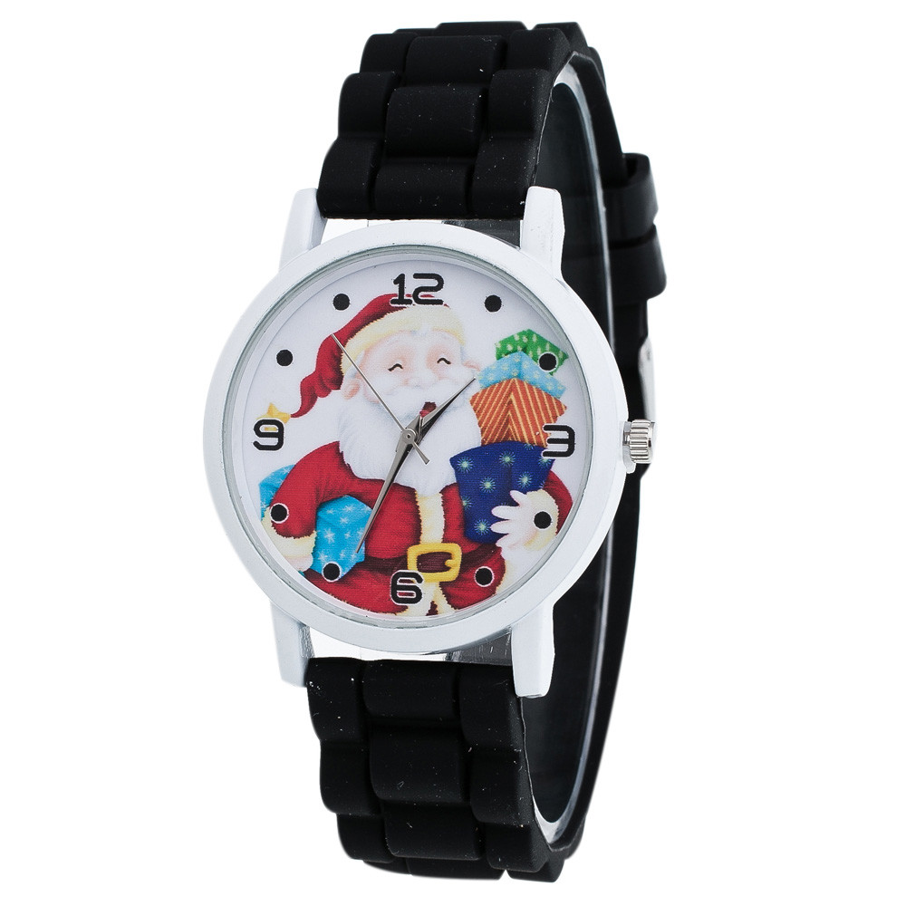 Children's Watch Christmas Gifts Children's Color Fashion Simple Silicone Strap Boutique Hot Sale Watch детские часы reloj 03