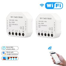 Wifi Smart Light Switch Device Concealed Intelligent Control Module